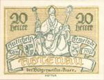 Austria, 20 Heller, FS 3b