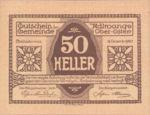 Austria, 50 Heller, FS 5d