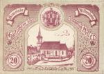 Austria, 20 Heller, FS 15b