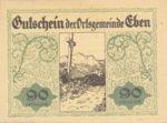 Austria, 90 Heller, FS 141IIc