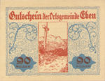 Austria, 90 Heller, FS 141IIe