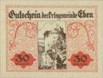 Austria, 30 Heller, FS 141IIf