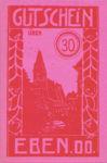 Austria, 30 Heller, FS 141IVb