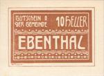 Austria, 10 Heller, FS 144IIb