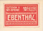Austria, 10 Heller, FS 144IId
