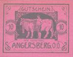Austria, 10 Heller, FS 42Ia