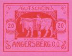 Austria, 20 Heller, FS 42Ib