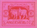 Austria, 90 Heller, FS 42Ib
