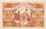 Austria, 20 Heller, FS 46a