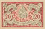 Austria, 20 Heller, FS 47