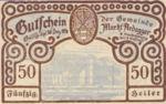 Austria, 50 Heller, FS 50b