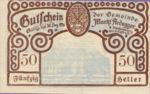 Austria, 50 Heller, FS 50d