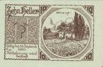 Austria, 10 Heller, FS 54a