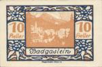 Austria, 10 Heller, FS 75Ia