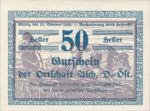 Austria, 50 Heller, FS 10a