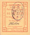 Austria, 95 Heller, FS 54IIc v1