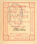 Austria, 5 Heller, FS 54IIc v2