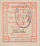 Austria, 95 Heller, FS 54IIc v4