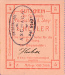Austria, 5 Heller, FS 54IIc v5
