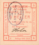 Austria, 5 Heller, FS 54IIc v6