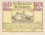 Austria, 20 Heller, FS 57e