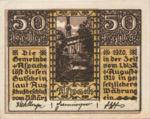 Austria, 50 Heller, FS 57e