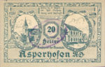 Austria, 20 Heller, FS 58c
