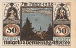 Austria, 50 Heller, FS 60a