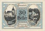 Austria, 30 Heller, FS 61II