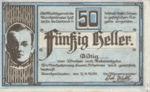 Austria, 50 Heller, FS 69b