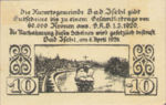 Austria, 10 Heller, FS 77c