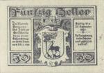 Austria, 50 Heller, FS 77c