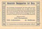 Austria, 20 Heller, FS 78a