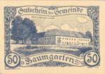 Austria, 50 Heller, FS 78a