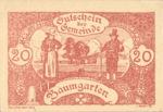 Austria, 20 Heller, FS 78c