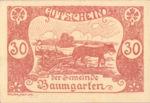 Austria, 30 Heller, FS 78c
