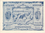 Austria, 20 Heller, FS 79b