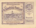 Austria, 50 Heller, FS 80a