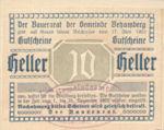 Austria, 10 Heller, FS 80b