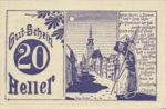 Austria, 20 Heller, FS 256