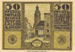 Germany, 50 Pfennig, L22.5b
