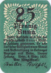 Germany, 25 Pfennig, U7.2a
