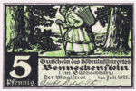 Germany, 5 Pfennig, 73.1