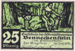 Germany, 25 Pfennig, 73.1