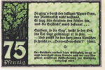 Germany, 75 Pfennig, 73.1