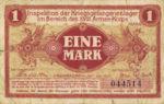Germany, 1 Mark,