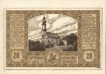Austria, 20 Heller, FS 82IIf