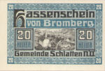 Austria, 20 Heller, FS 105b