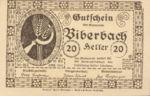 Austria, 20 Heller, FS 86IIc