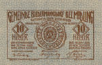 Austria, 10 Heller, FS 87b